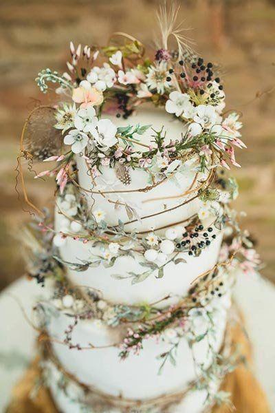 WEDDING CAKE BIANCA