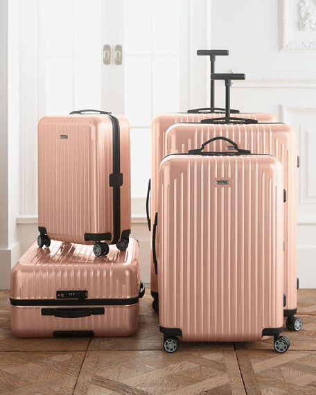 10 Idee regalo di Natale per la sposa: Set valigie rigide