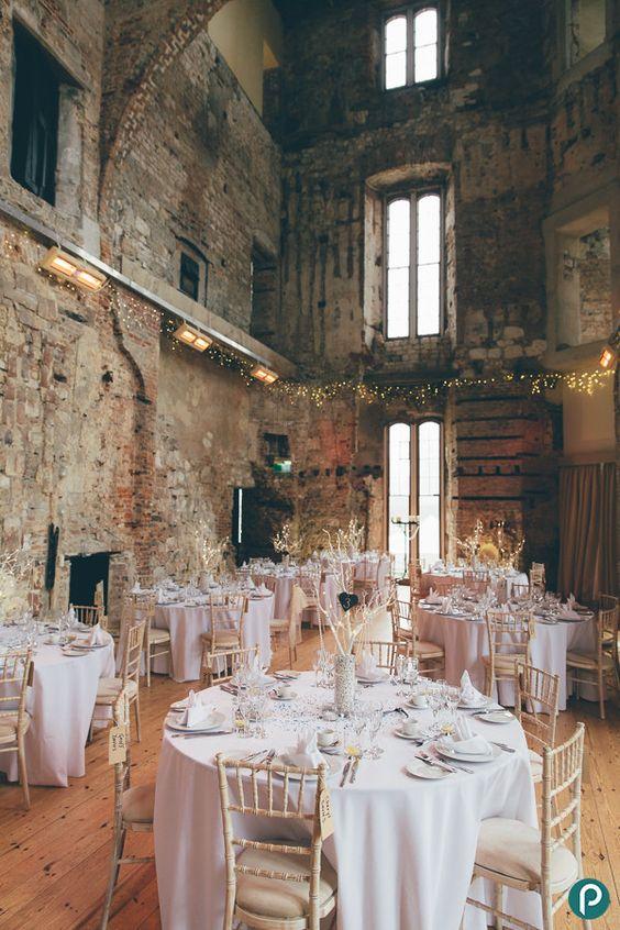 Linee guida per la ricerca della location perfetta: Lulworth Castle
