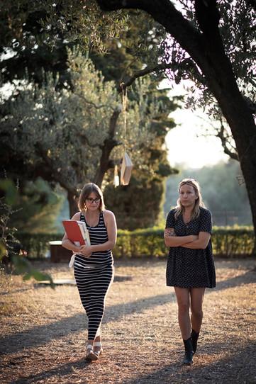 Villa Berloni io e Dalila