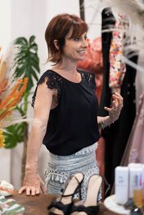 Cokelicò Boutique Laura Generali stilista che parla