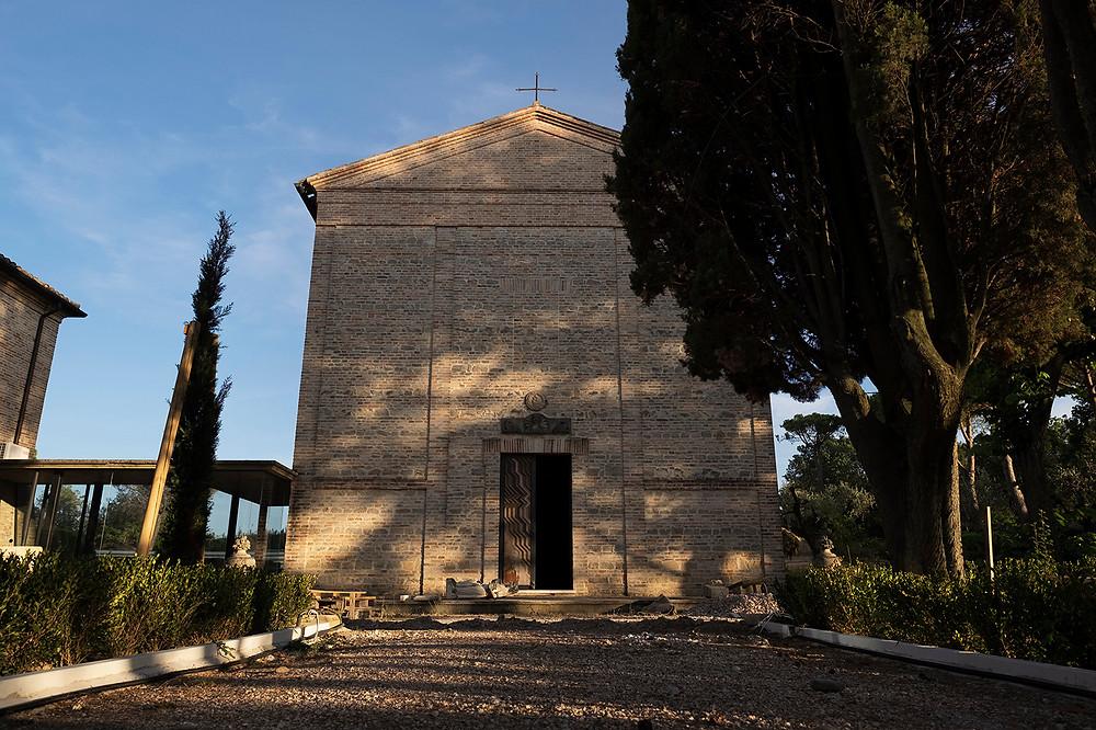 La Chiesa di Villa Berloni