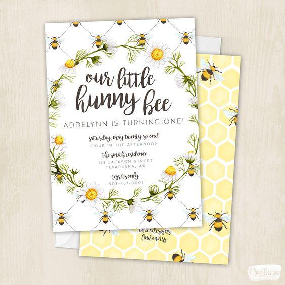 Matrimonio dolce come il miele: partecipazioni