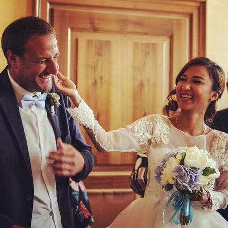 Sposi felici a Cattolica
