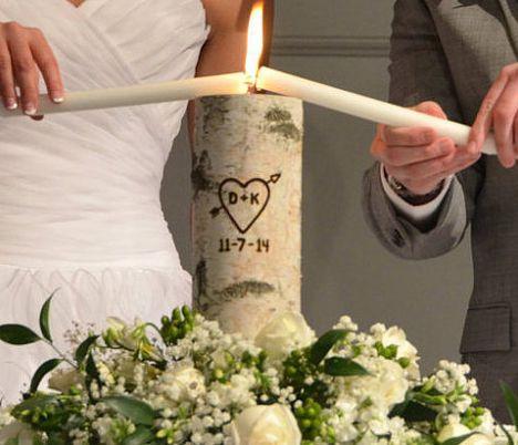 6 Riti d'amore per rendere magica la cerimonia civile o simbolica