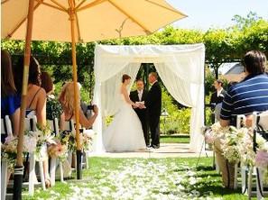 Matrimonio estivo: che caldo!