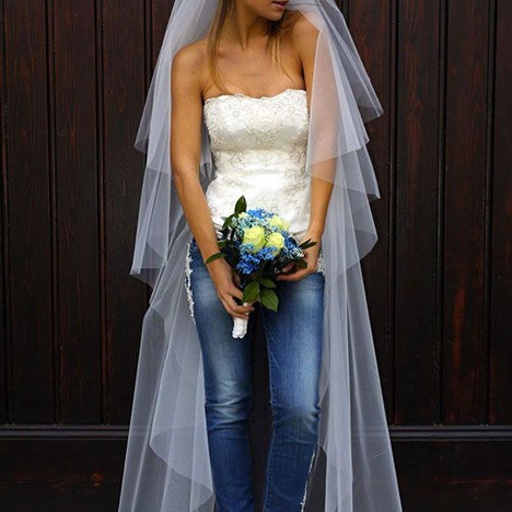 Matrimonio alternativo, a modo mio!
