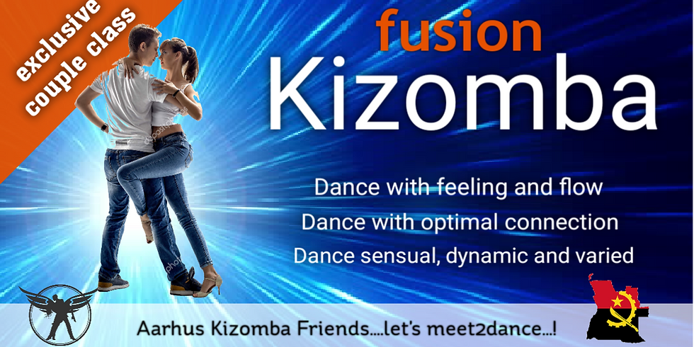 Kizomba Fusion - advance