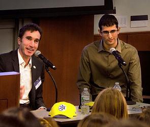 Yaron Talpaz and Uri Barnea