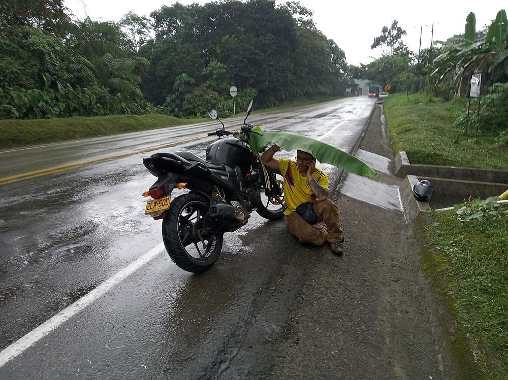 Das Wetter Kolumbiens ist eine Herausforderung