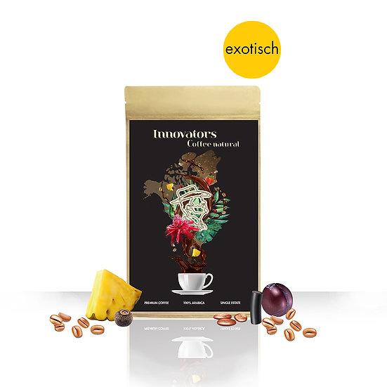 Innovators Coffee Natural, 70g, ganze Bohne
