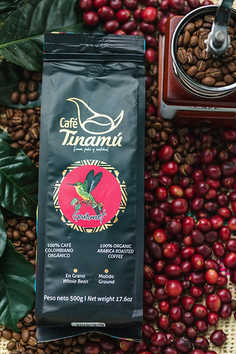 Café Tinamú Combo, Clásico & Gourmet