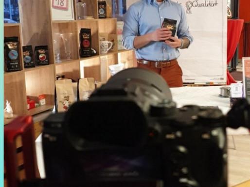 Digitales Kaffeetasting - Wie kann das gehen?