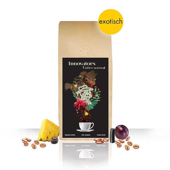 Innovators Coffee Natural, 250g, ganze Bohne