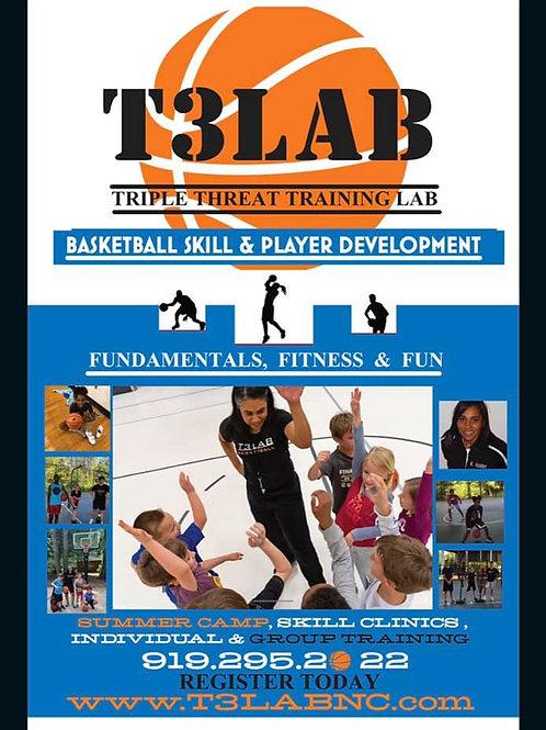 Fundamental & skill clinic & 3vs 3 tournament