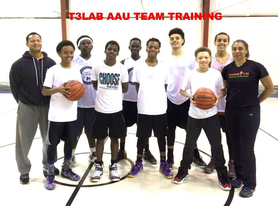 AAU TEAM TRAINING