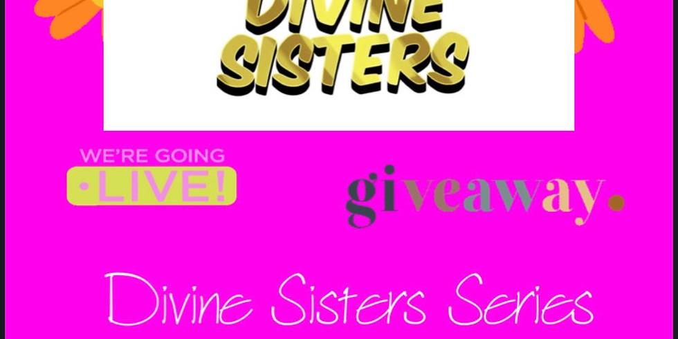 Divine Sisters Series Facebook Raffle for Pre-order