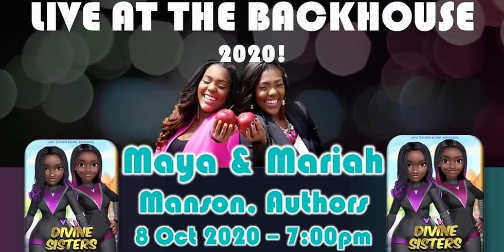 Divine Sisters Book Launch: Podcast Live at the Backhouse