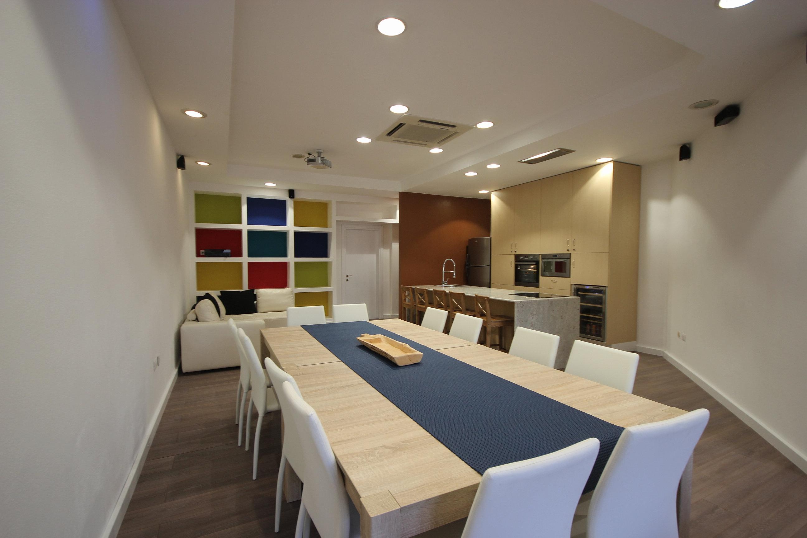 kuko sala allestita in affitto a cagliari sala meeting cagliari per un corso di cucina