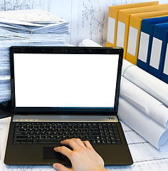 canstockphoto3906313 pile of documents.j