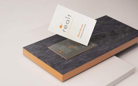 Realt Business Card