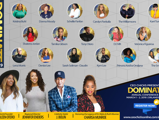 Dominate Conference 2019