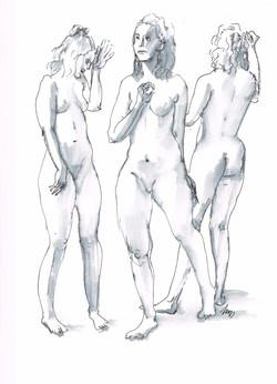 'de drie Gratiën' (553)