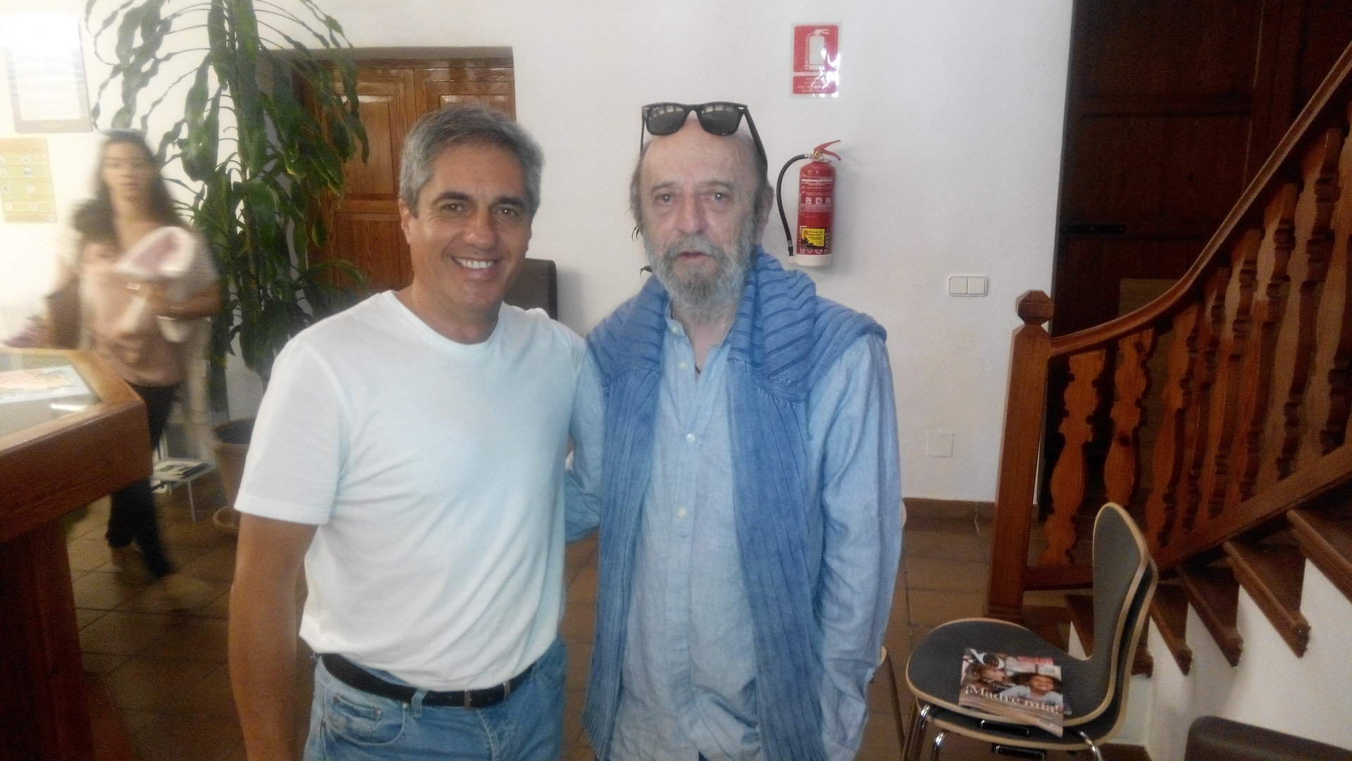 2017-05-06 - ANDRES ABERASTURI Y AGUSTIN