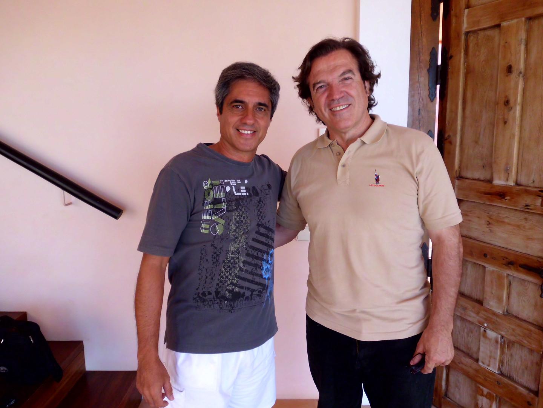 2012-06-13 - PEPE NAVARRO y AGUSTIN PRAD