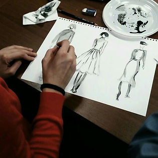 ✔ Another Fashion Illustration Seminar h