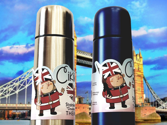Thermos double layer 500ml