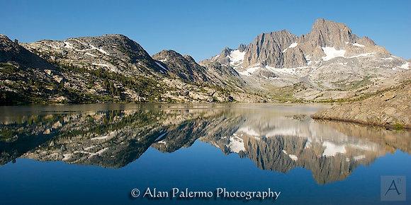 Garnet Lake Reflections