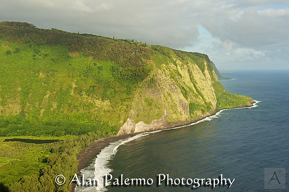 Waipi'o Valley Coast