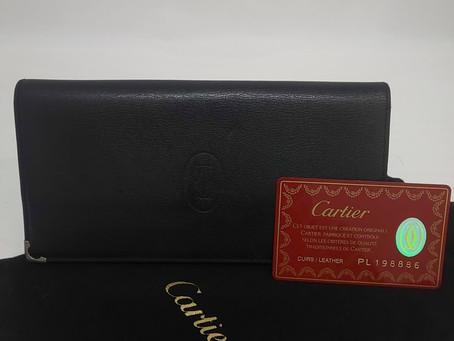 【Cartier】財布