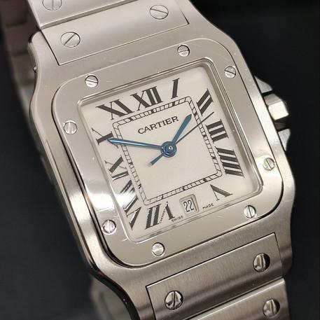 【Cartier】腕時計買取