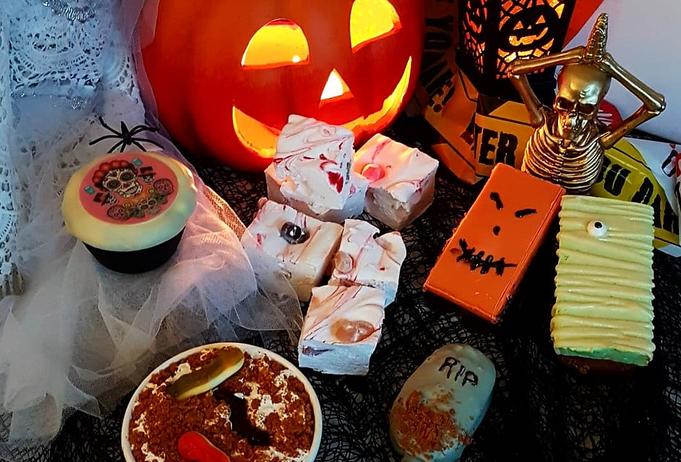 'F$%k The Diet.....it's our Halloween box! - INCLUDES POSTAGE COST