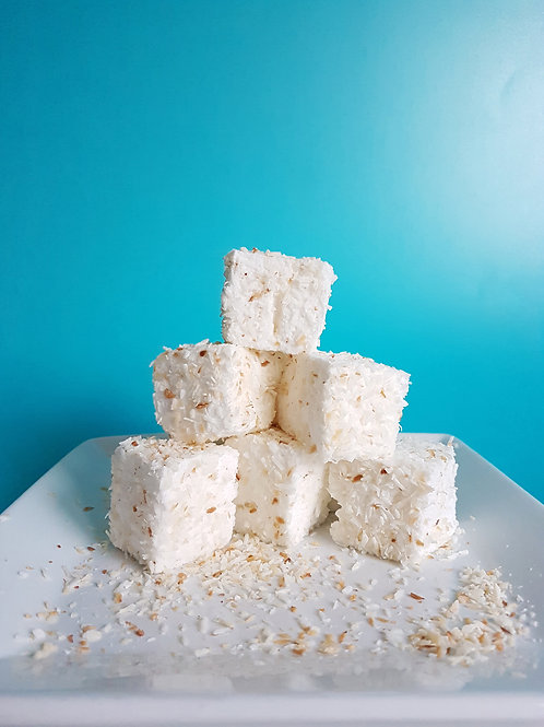 Snowball - Toasted Coconut & White Choc Marshmallow