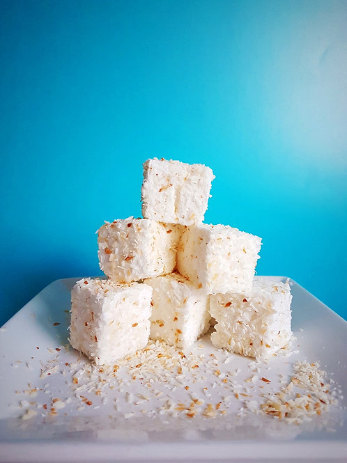 Organic Toasted Coconut Gourmet Marshmallows