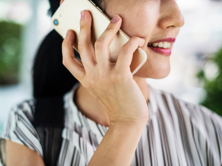 How to Make a Great Impression on a Phone Interview (With Examples!)