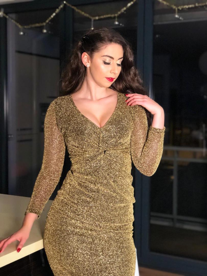 Rebecca Ozer Dress