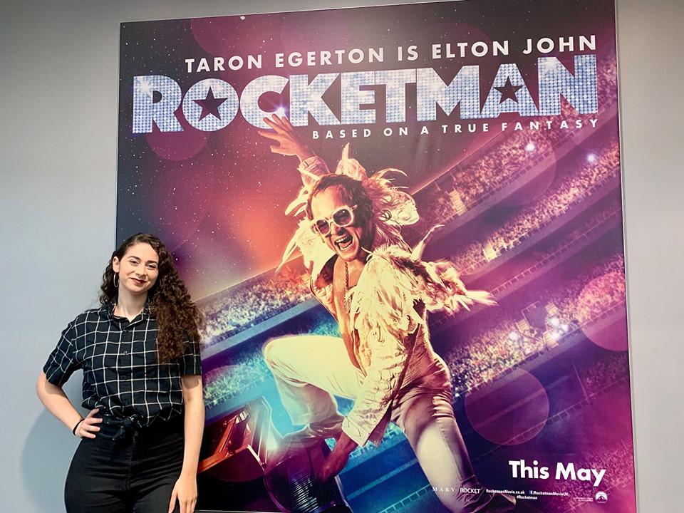 Rebecca Ozer Rocketman