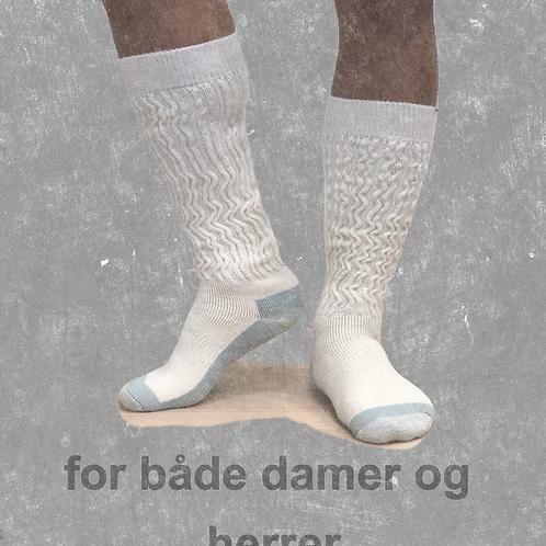 Høye Knestrømper