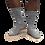 Thumbnail: Alpakka tynne-sokker