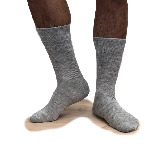 Alpakka tynne-sokker