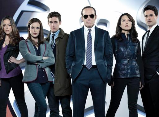OtageekCAST #37   7 Motivos Para Assistir Agents of S.H.I.E.L.D.
