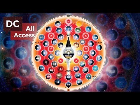 DC Fandome   Jim Lee, Walter Hamada e Greg Berlanti falam sobre o Multiverso da DC