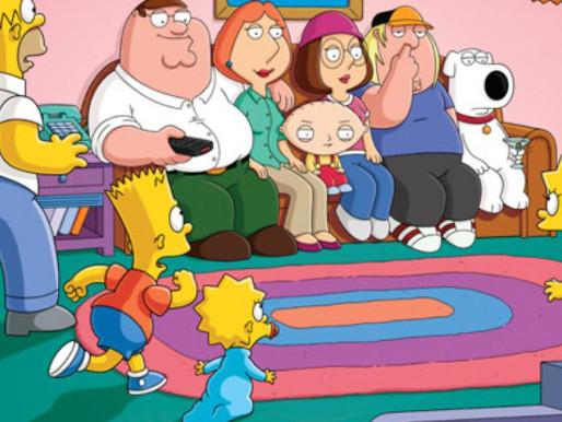 Os Simpsons e Family Guy anunciam mudança em seus elencos de dublagem