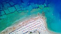 Rhodes Island,Elli Beach - Greek Polynesia