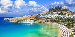 Rhodes Island - Greek Polynesia