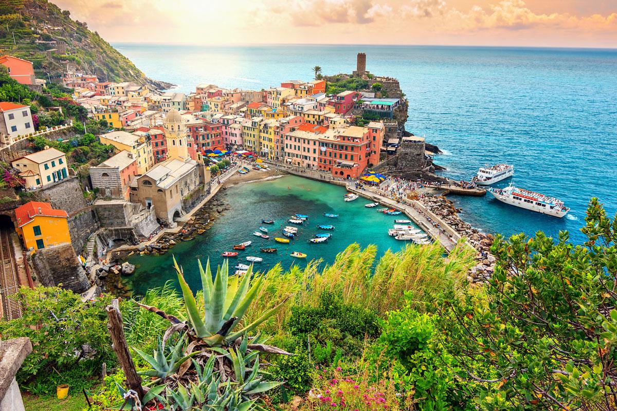 Sardinia & Amalfi Coast - Italy